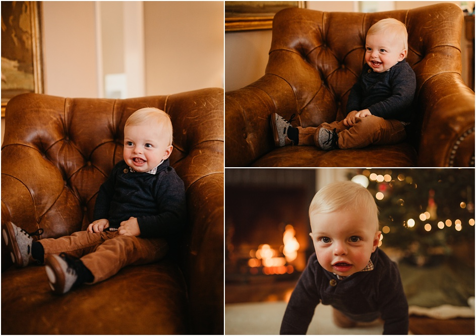 FAIRFIELD COUNTY FAMILY PHOTOS IN HOME SESSION