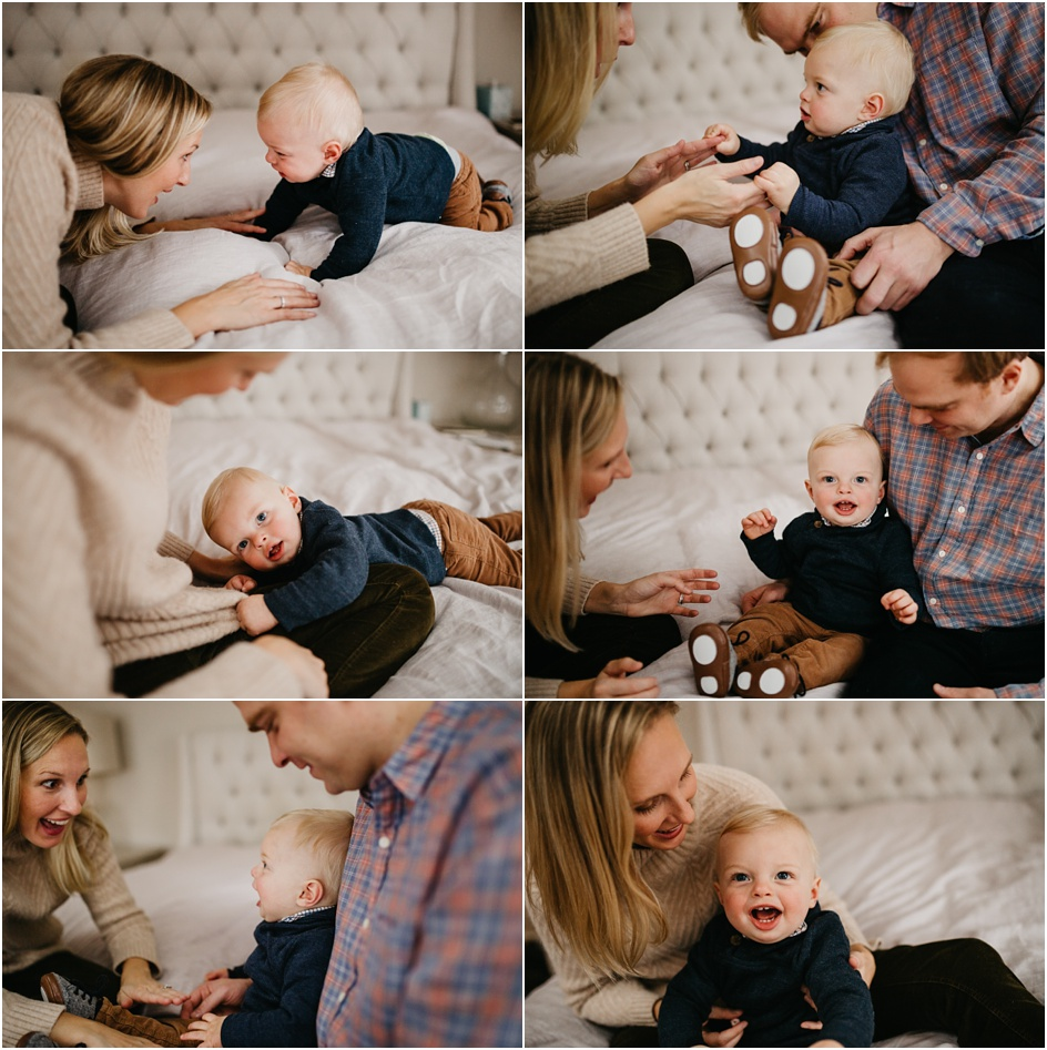FAMILY PHOTOS IN YOUR HOME MOMMA AND BABY FIRST BIRTHDAY