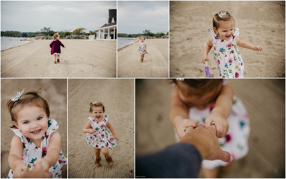 Darien CT Weed Beach family photos