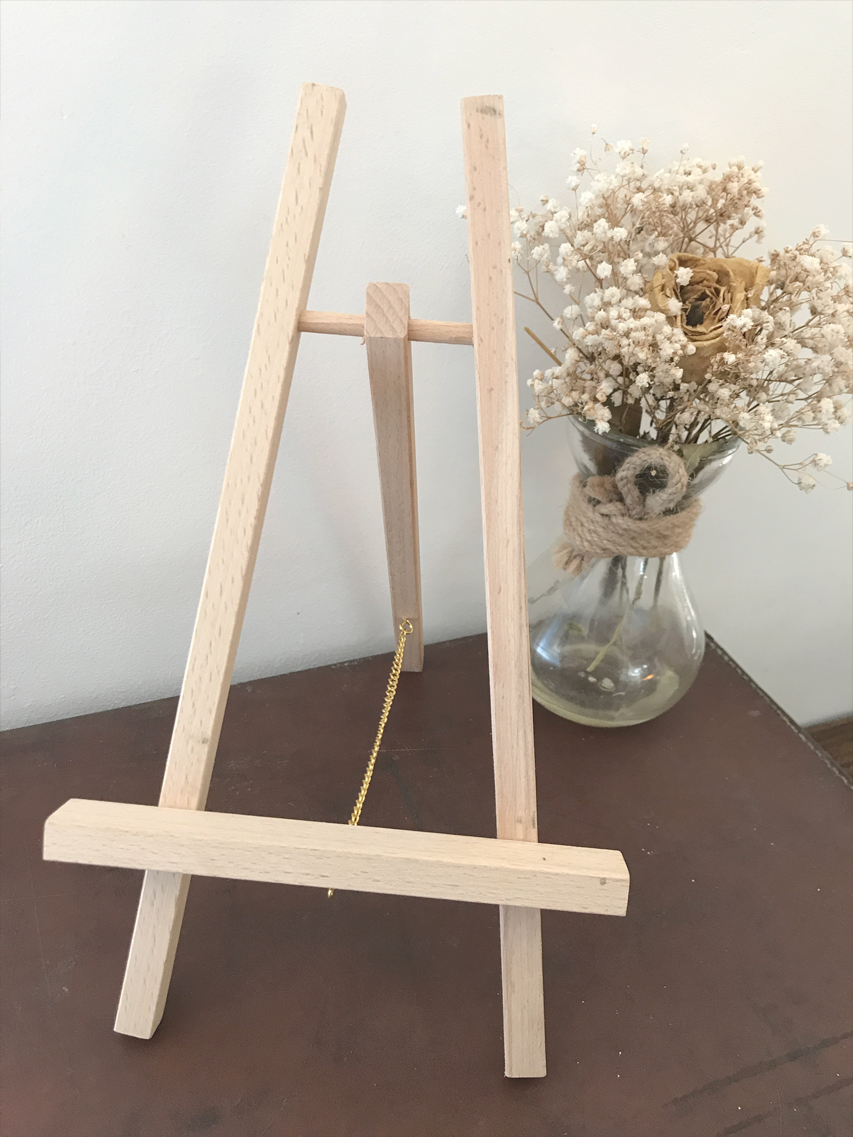 Small easel £1.00