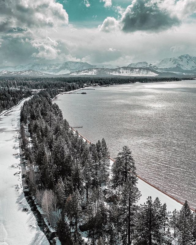 Springtime in Lake Tahoe still brings some beautiful snow to the area! Lake Tahoe is gorgeous during all seasons of the year! Have you ever been? | DJI Mavic 2 Pro | @polarpro ND16 | #laketahoe ⠀⠀⠀⠀⠀⠀⠀⠀⠀ ⠀⠀⠀⠀⠀⠀⠀⠀⠀ ⠀⠀⠀⠀⠀⠀⠀⠀⠀ ⠀⠀⠀⠀⠀⠀⠀⠀⠀ ⠀⠀⠀⠀⠀⠀⠀⠀⠀ ⠀⠀⠀⠀⠀⠀⠀⠀⠀ ⠀⠀⠀⠀⠀⠀⠀⠀⠀ #dronephotography #aerialphotography #lakeside #artofvisuals #snowyday #southlaketahoe #tahoe #beautifullandscape #awesome_earthpix #lakeview #droneoftheday #beautifuldestinations #landscape_capture #earthporn #hsdailyfeature #beautifulmatters #amazing_shots #fromwhereidrone #nevada #tlpicks #snow❄️ #dronegear #beautifulplaces #dronestagram #landscaper #polarpro #dji_official #djiglobal