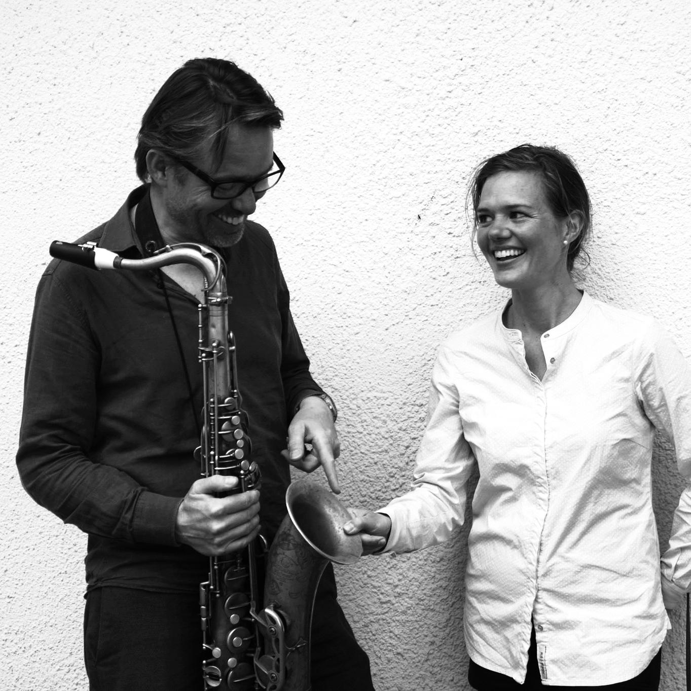 Jesper Løvdal & Kathrine Windfeld Kvartet