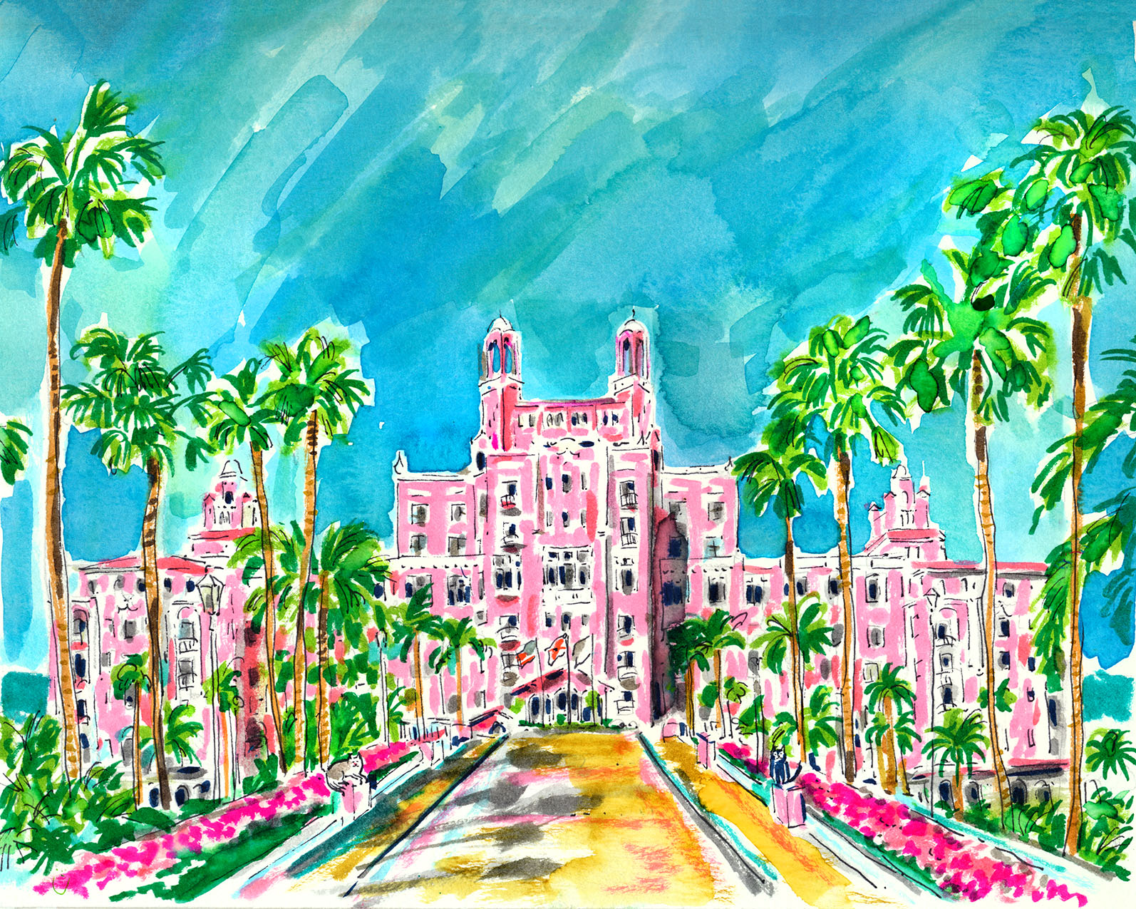 Don Cesar in Saint Petersburg, FL