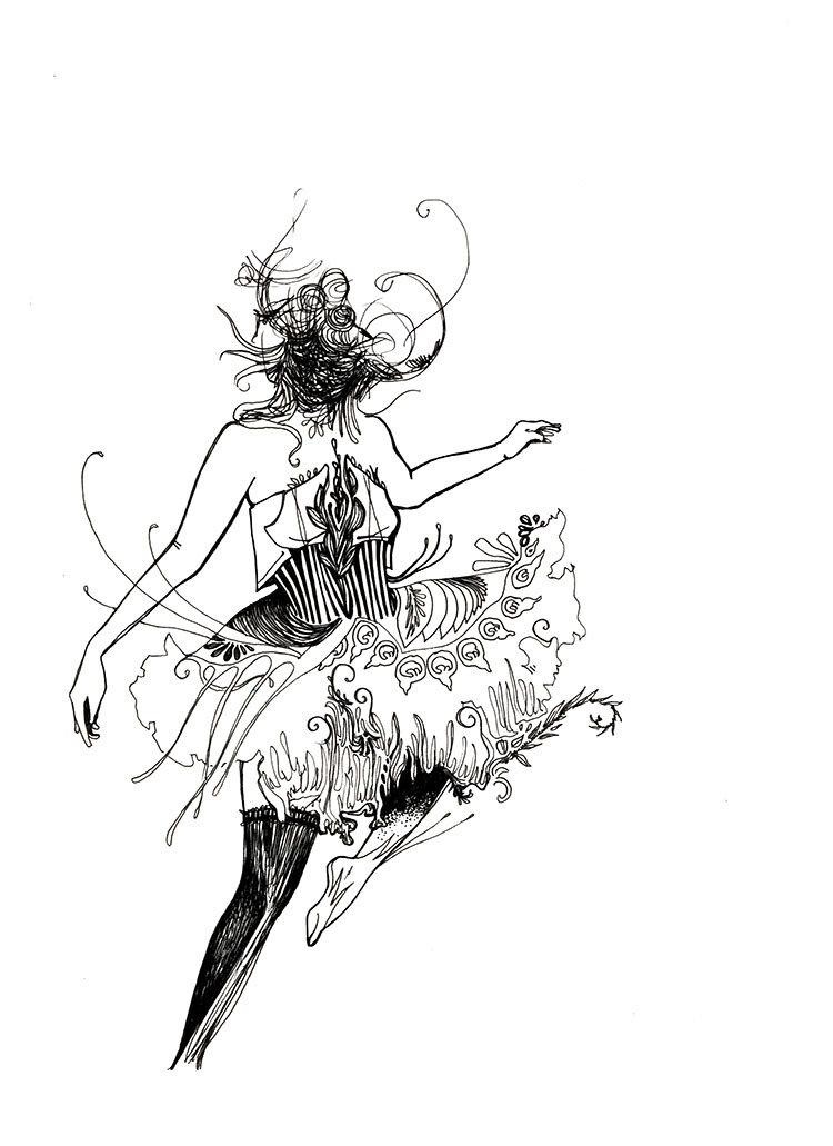 Fashion Illustration #3