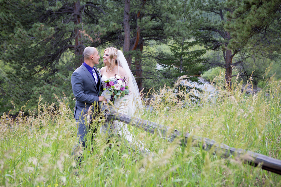 Wild Basin Lodge Wedding Photography