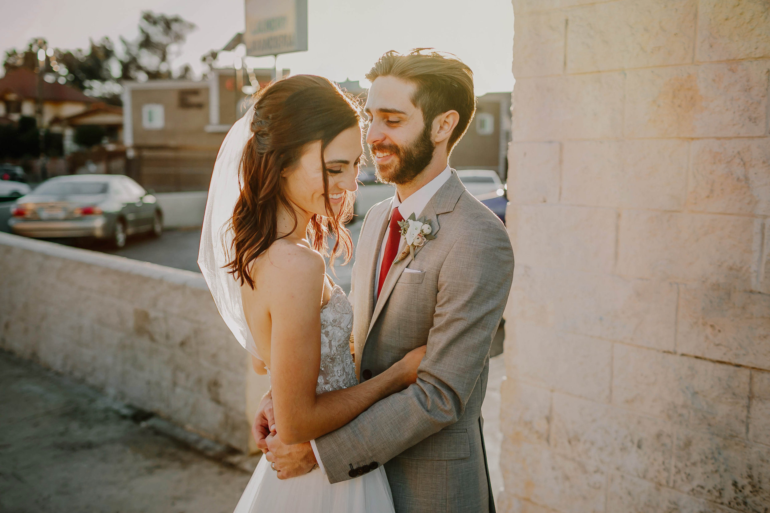 TIFFANY AND EVAN / THE HOLDING CO. LOS ANGELES, CALIFORNIA WEDDING