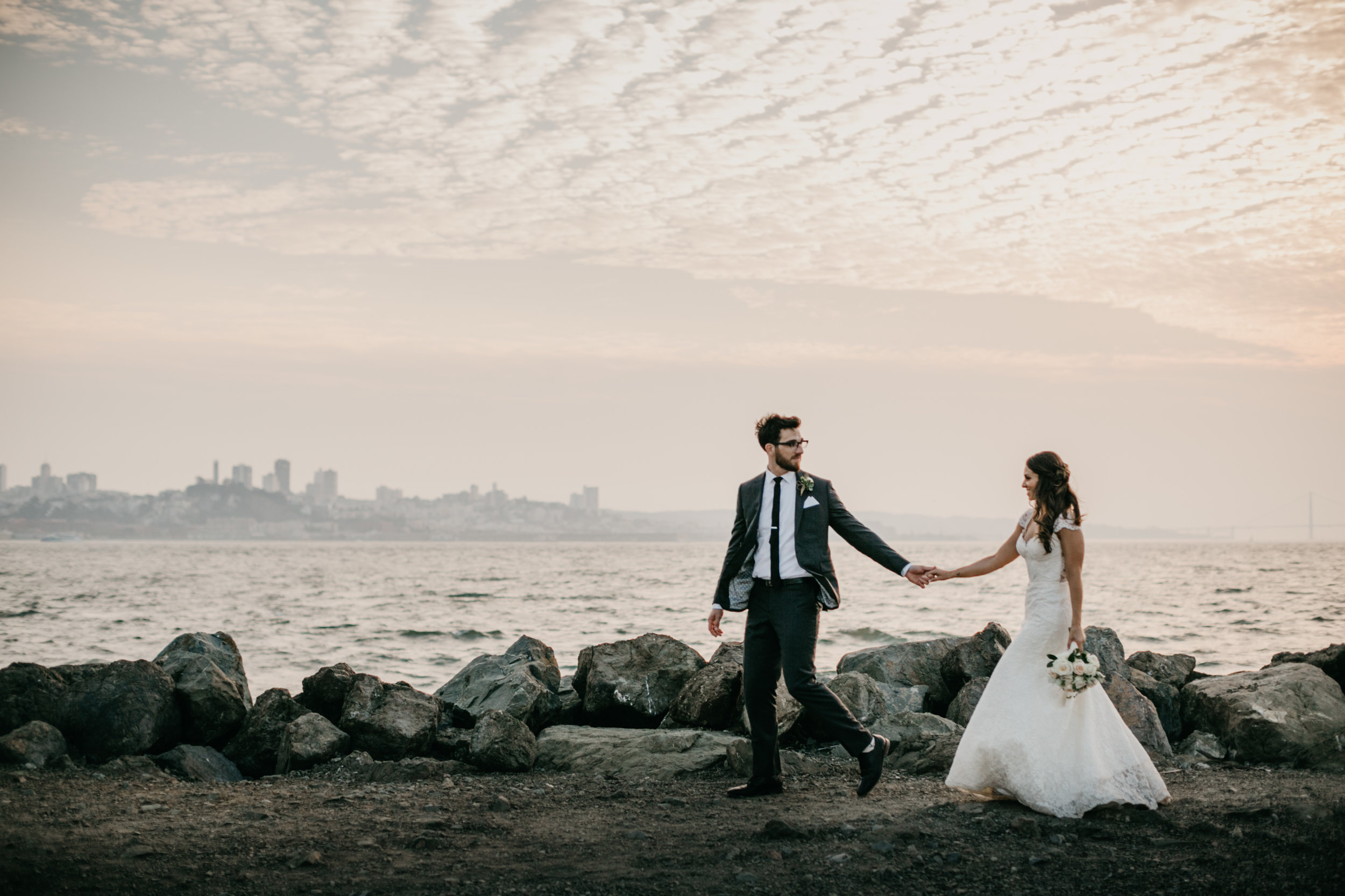 GINA AND MICHAEL / ARACELY, SAN FRANCISCO, CALIFORNIA WEDDING