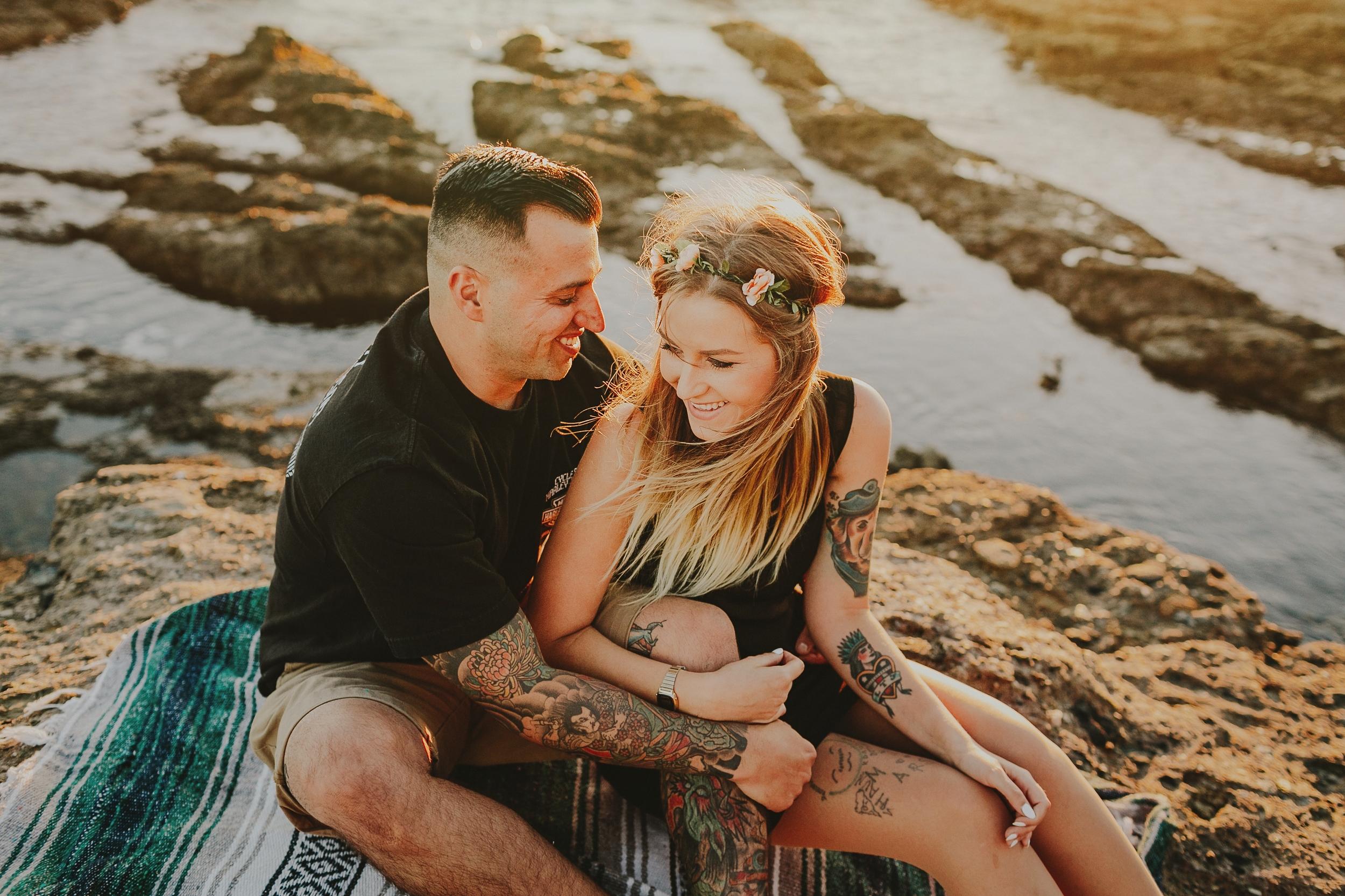 LAURA AND NICK, NEWPORT BEACH, CA ENGAGEMENT