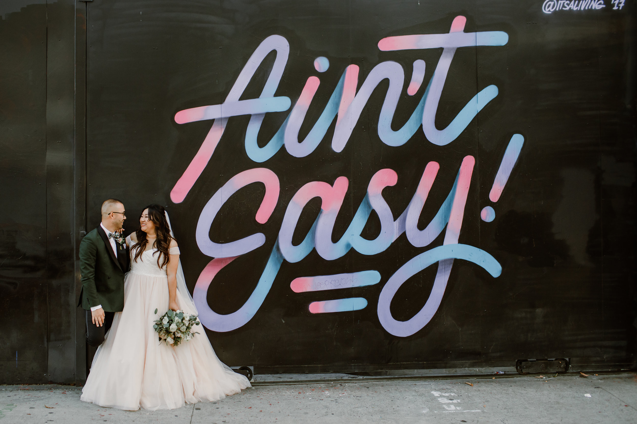 JENN & WILL / MILLWICK, LOS ANGELES CALIFORNIA WEDDING