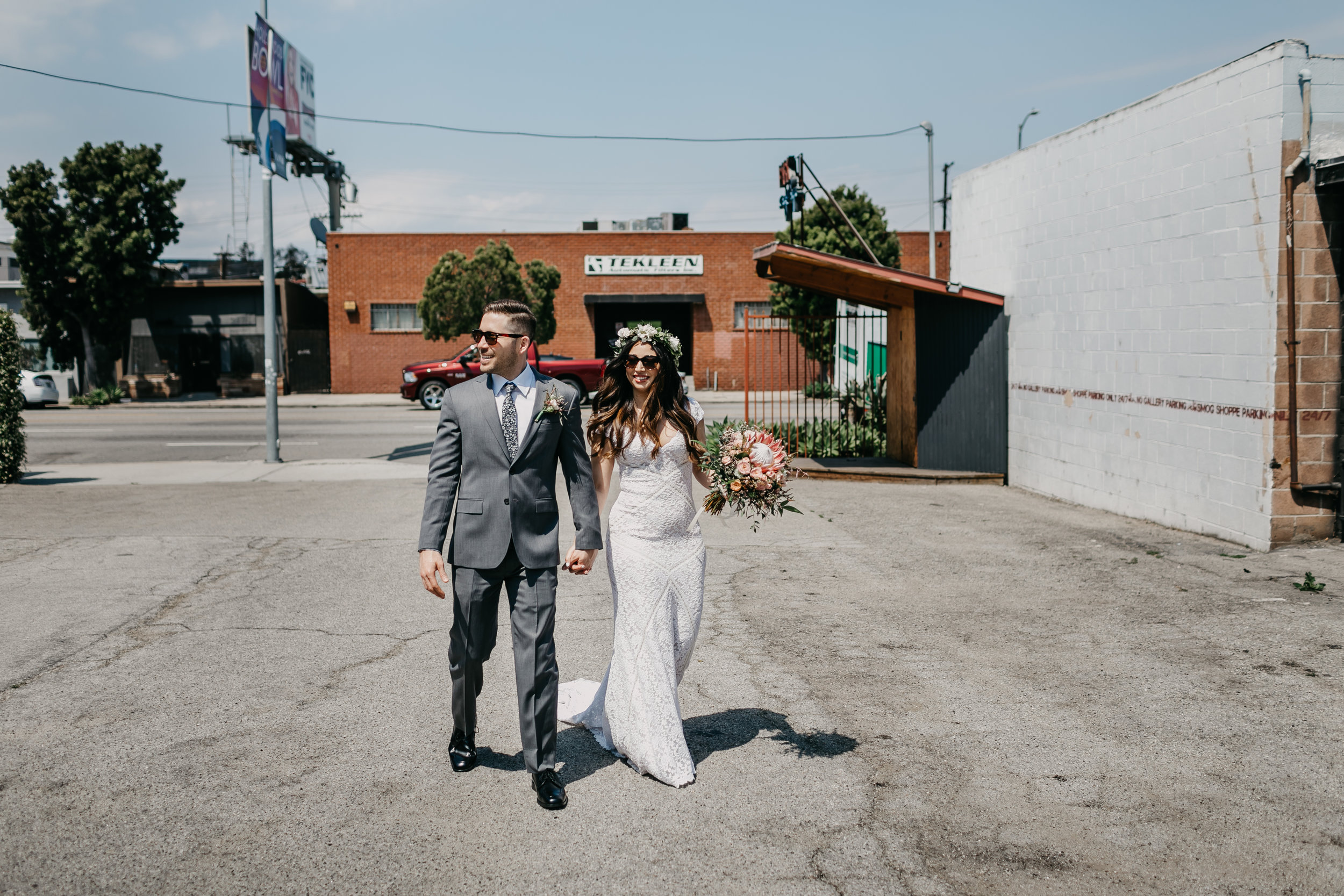 LAURICE & NICK / SMOG SHOPPE