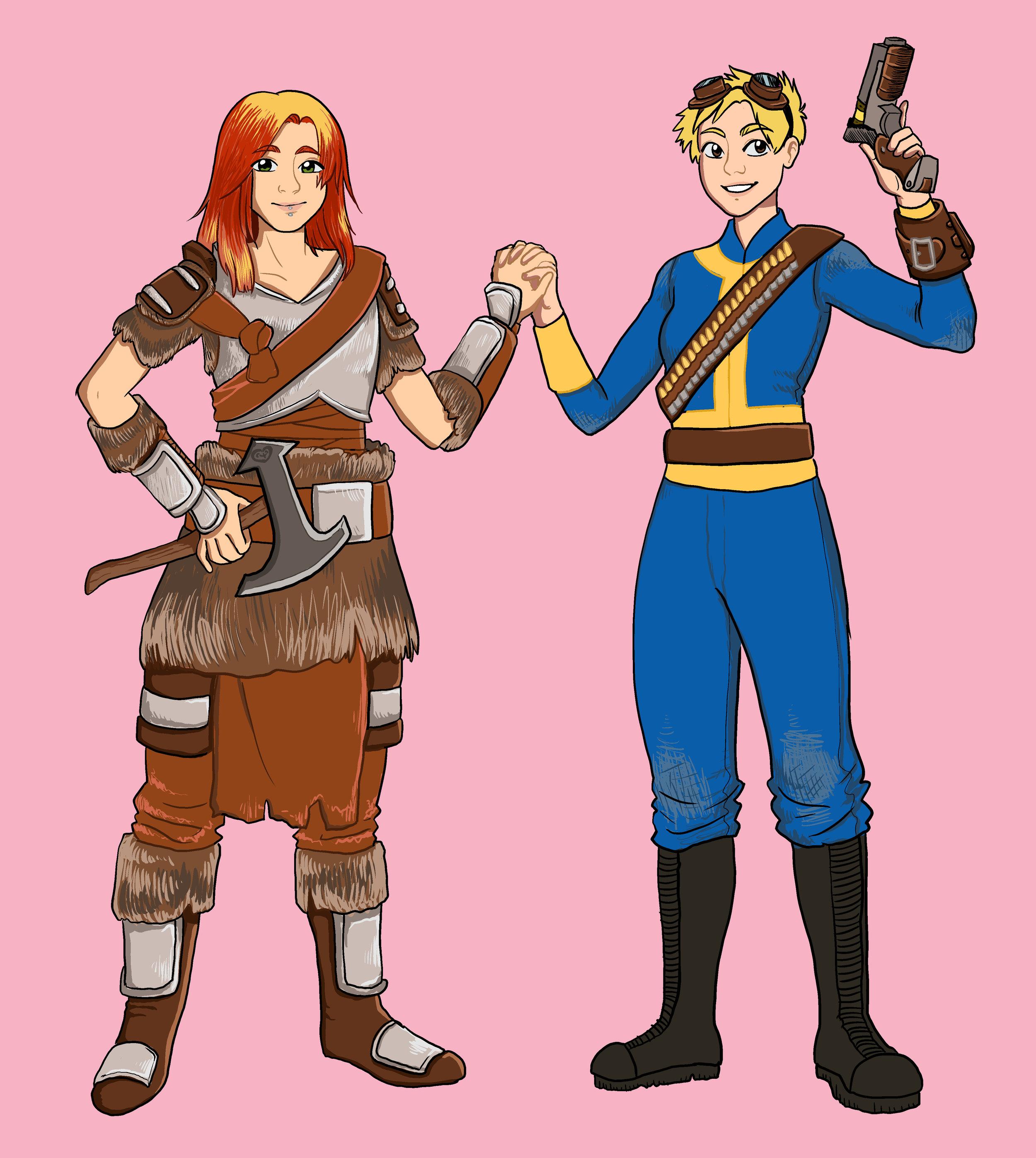 Fallout Valentine!