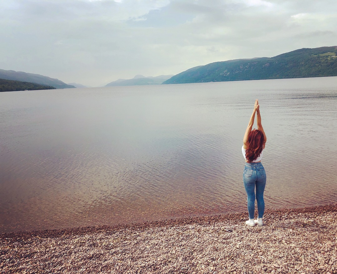 Giving praise to the Loch