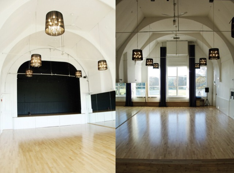 Held in a beautiful studio with stunning views of nature
