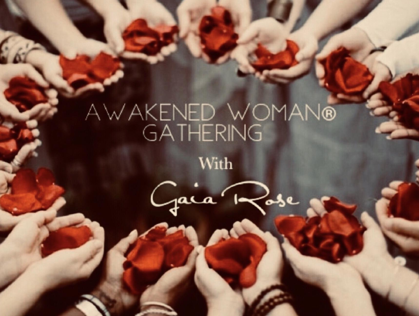 Awakened Woman® Gathering