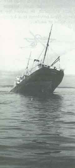 Wrecked at Cape Dorset. Image from itk.ca.