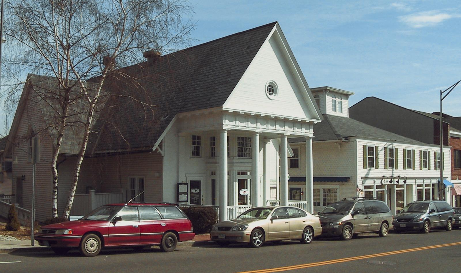 62-64 Main Street    New Canaan, CT