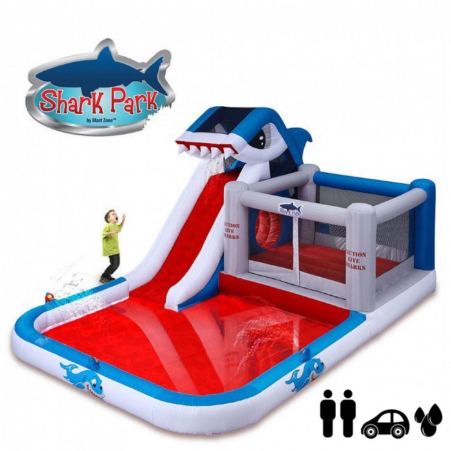 Shark Park - Instructions