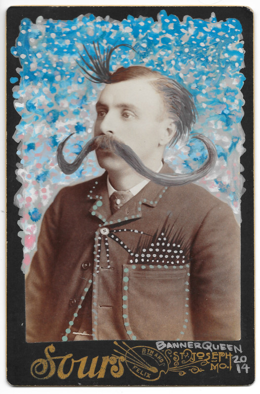 Mr Arthur Peck, April 1890