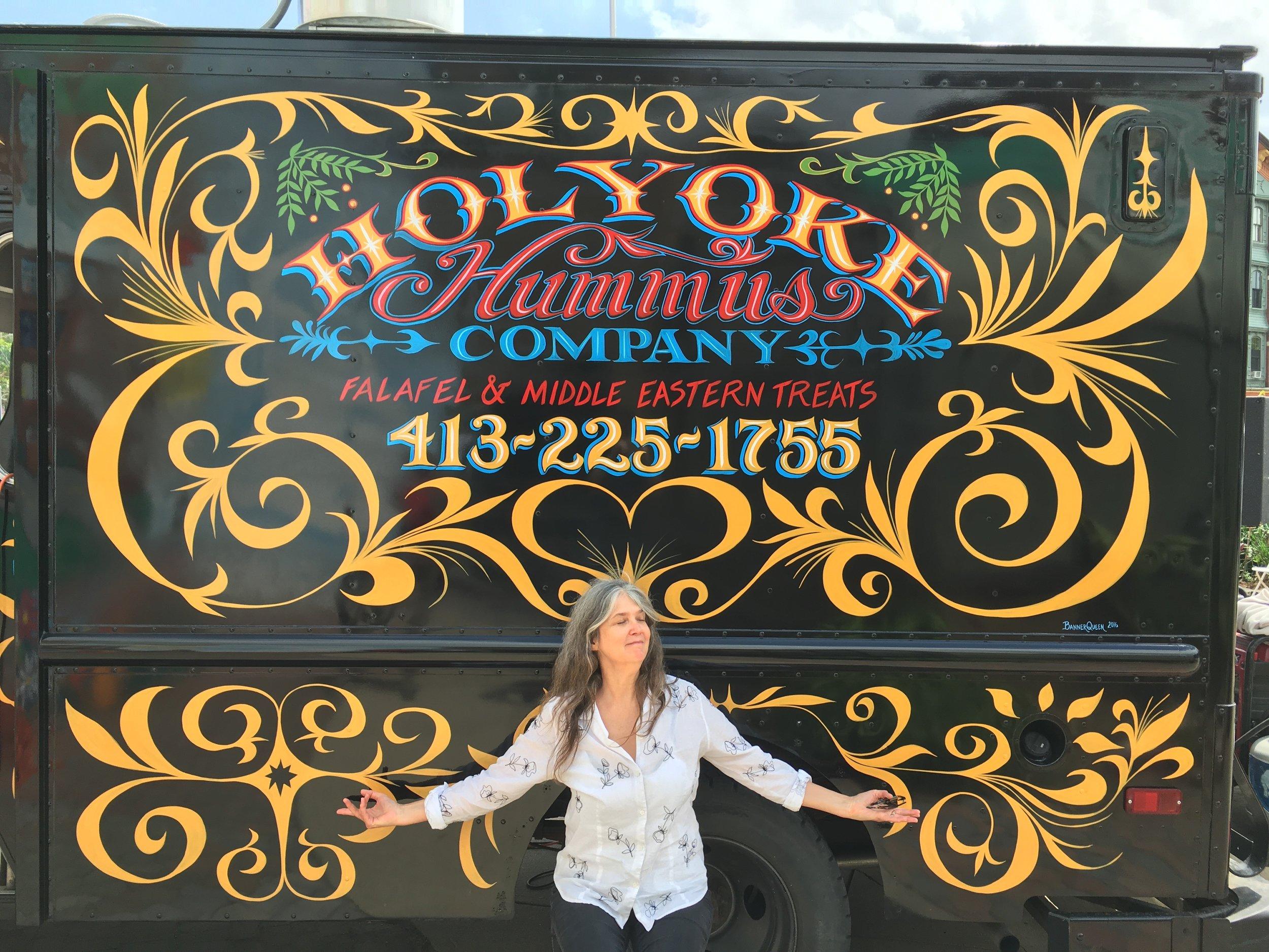 Holyoke Hummus Food Truck
