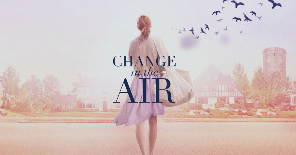 Change in The Air - Red Square PicturesA full-length feature film staring Rachel Brosnahan as a beguiling young woman who moves in next door and awakens a quiet neighborhood, bringing people face to face with their secrets and, ultimately, themselves.