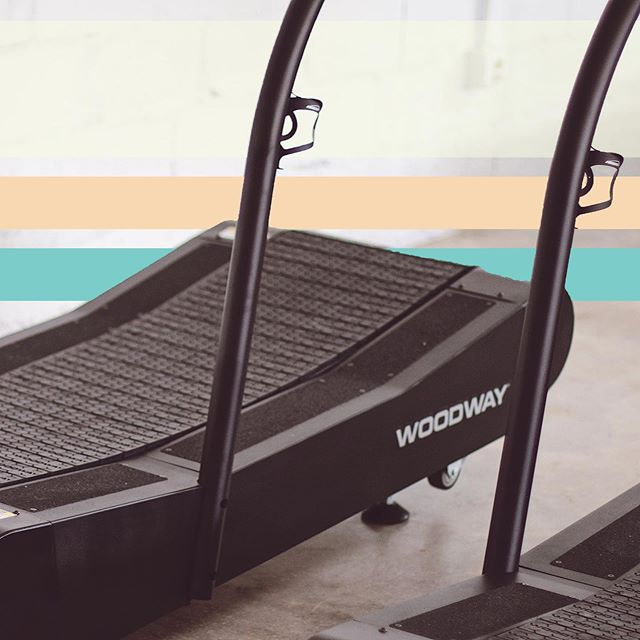 3 reasons why we love our @woodwaytreadmills:⠀ 1. It's energy efficient (because it's powered by YOU! No plug required)⠀ 2. It reduces harmful shock on your joints 3. It's sleek AF⠀ Sign up for a TreadX class & check them out for yourself! 🏃🏼‍♀️🏃🏾‍♂️