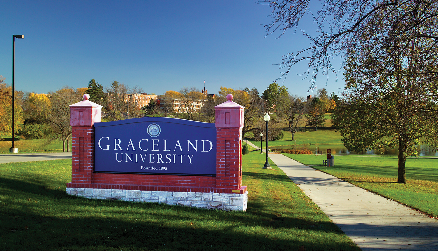Graceland University Homecoming 2018 - Saturday, October 69:00 - 2:00 p.m. Alumni Book Signingfeaturing Daniel Hobart '95 and Julie Heide '98in Lamoni, Iowa on the Campus Quad.Click here for Homecoming Details