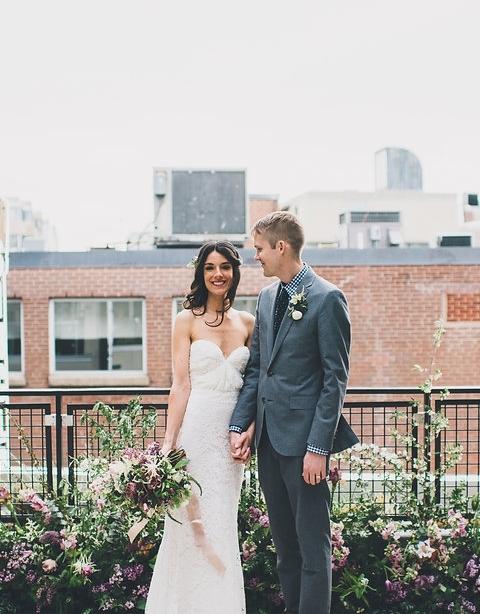 julianne & chase - wedding