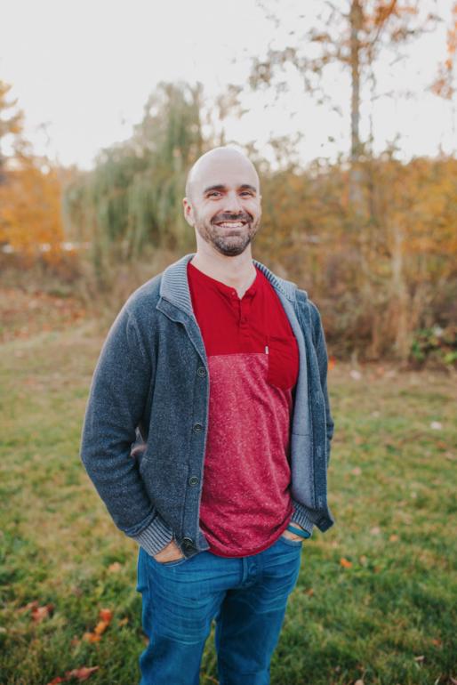 Bangor Campus Pastor - Jeremy Mann