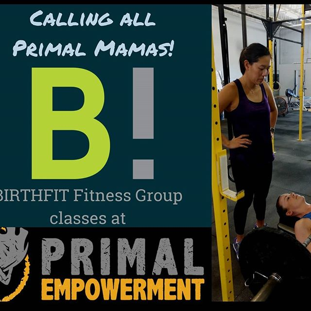 Tomorrow is the day we launch the BIRTHFIT South Tampa Fitness class! I hope to see you @primalempowerment at 5:30 pm for some quality movement in a judgement free space. All fitness levels are invited.