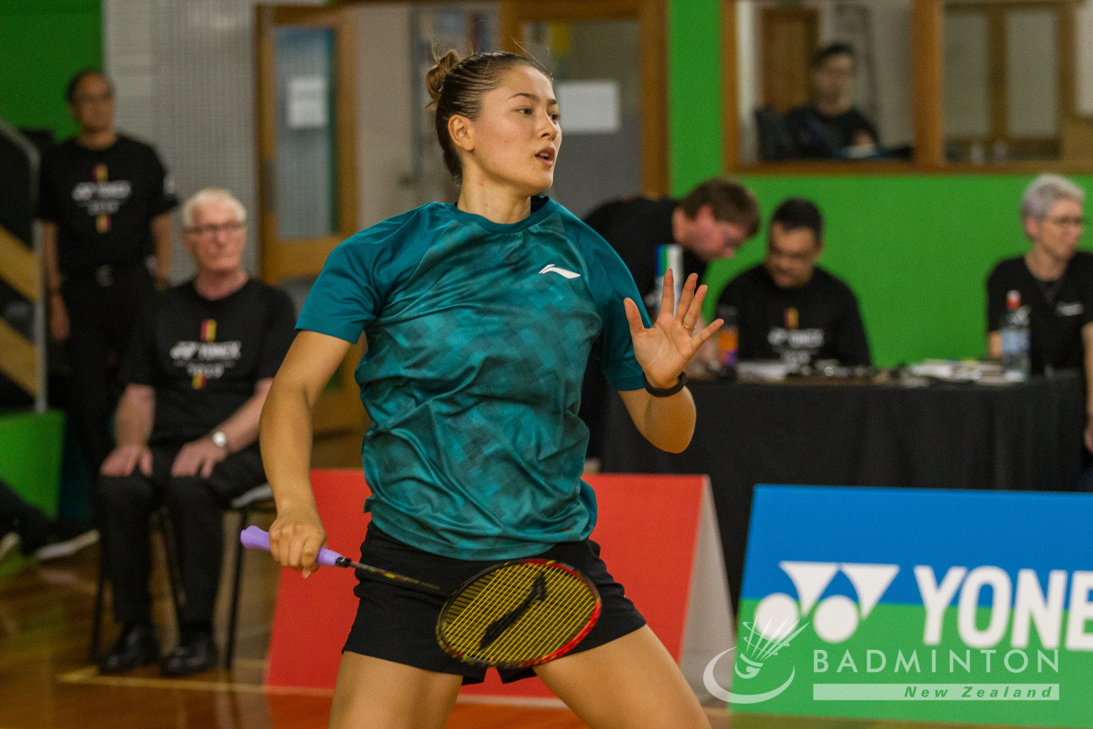 Former MSA Badminton student Gronya Somerville has won the Women's doubles at the Canadian Open