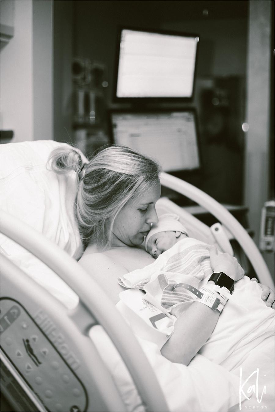 St. Tammany Birth Photographer