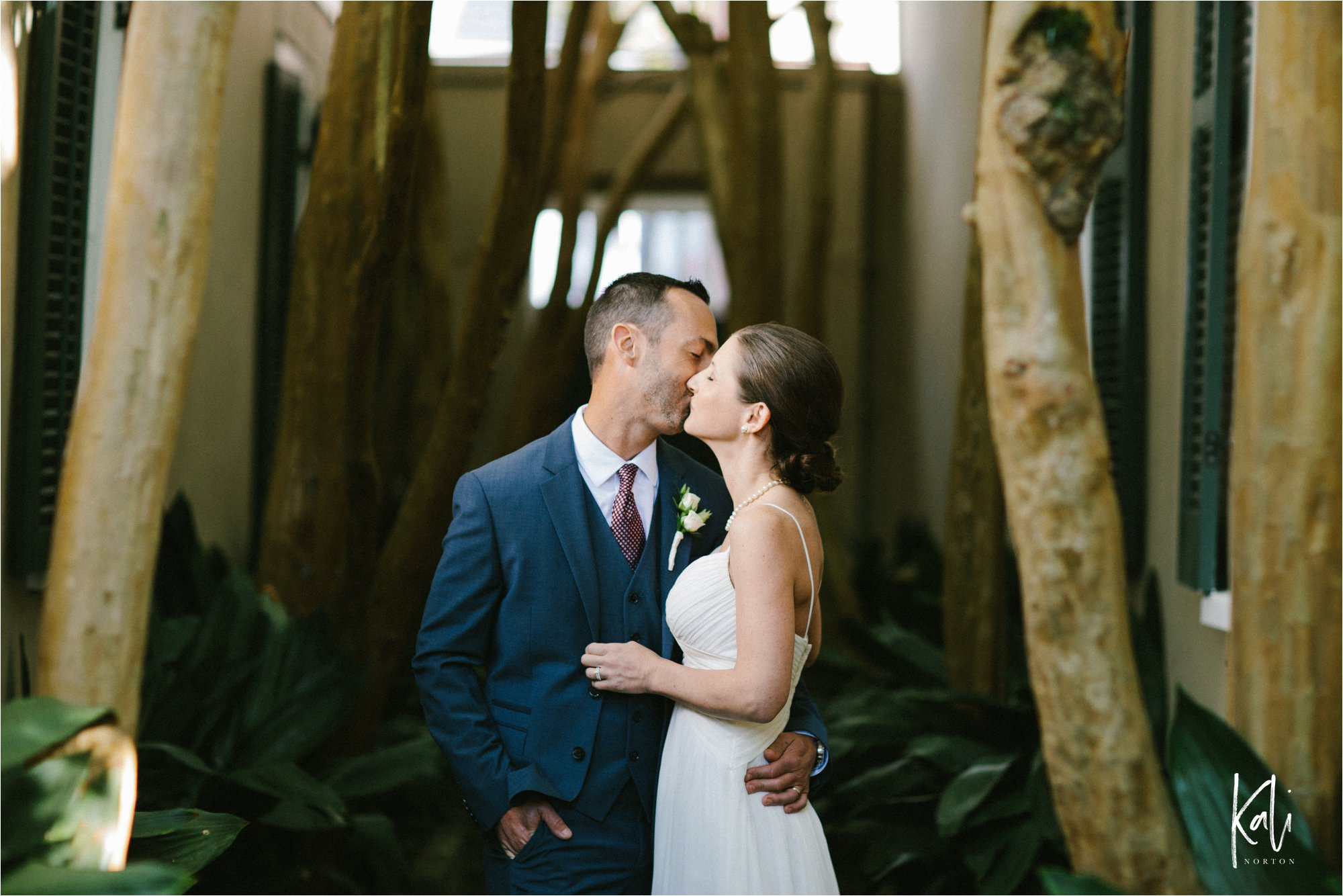 New Orleans French Quarter Elopement