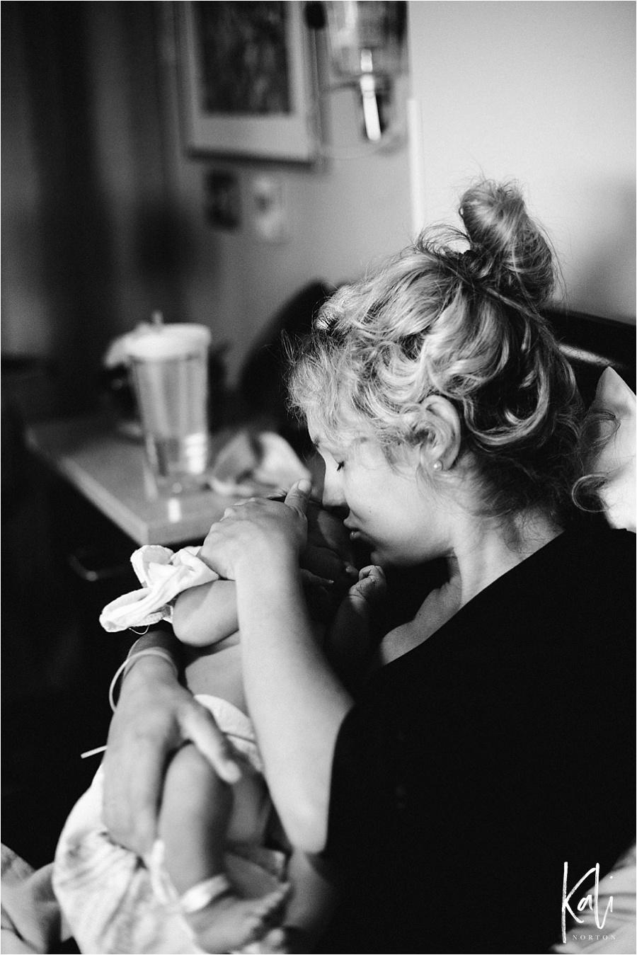 Magic Hour - New Orleans Birth Photographer