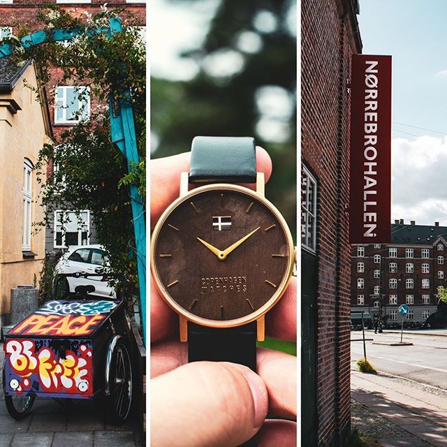 Urban fit for our Christiania watch, Casual.  Tell us in the comments, where you spend your time in the city✌️☀️  Or visit our webshop in our link in bio⬅️ . . . #copenhagenwatches #watch #copenhagen #exclusive #danish #design #denmark #time #casual #gold #art #leather #christiania #classic #watches #watchesofinstagram #fashion