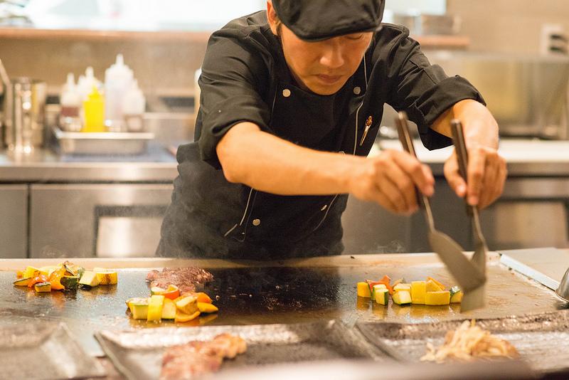 Dining Experience - Takumi: