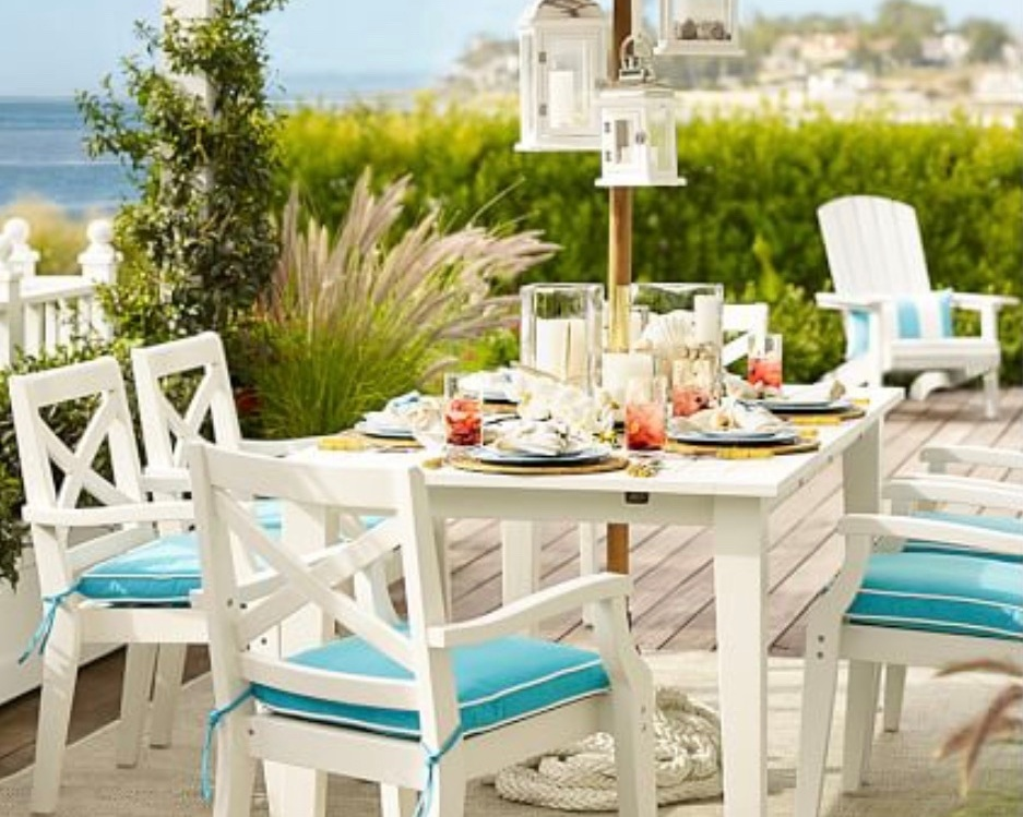 casual outdoor entertaining - Let us create the perfect spot to enjoy summer with friends and family.