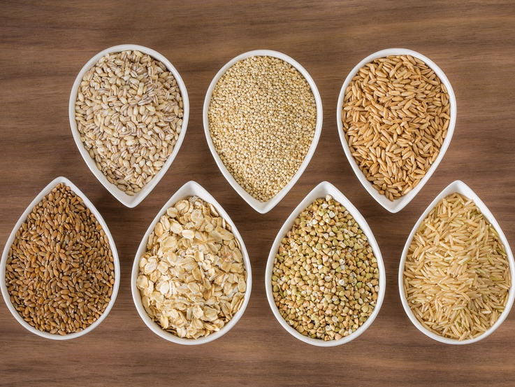 Can you guess the grains/seeds?                                                                             Photo Credit: heart foundation.org.nz