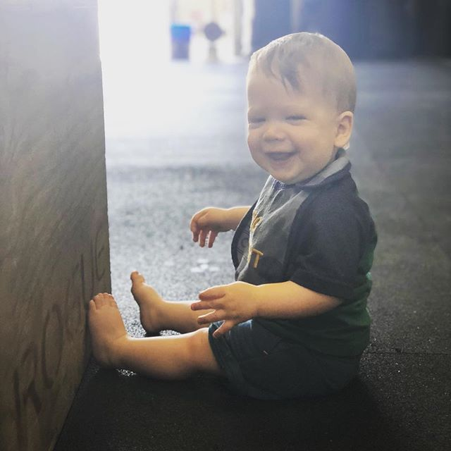 When your cheeks are so chubby you can't help but close your eyes when you smile big 😍 - I love seeing all the babies while their mommas work out at our postpartum series! 💪🏼 . . . #pospartum #birthfit #fitness #nutrition #mindset #connection #mommatribe #fourthtrimester #fourthtrimesterbodies #postpartumbody #postpartumfitness #diastasisrecti #diastasisrectirepair #babies #austinmom #atxmom #atxfitness