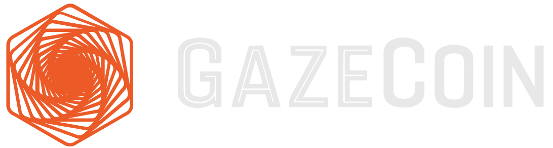 Gaze Coin Logo