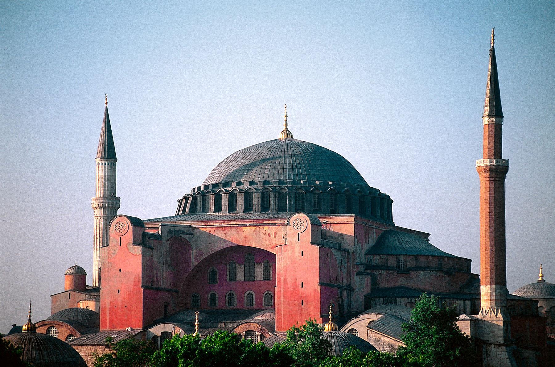 Haiga Sophia, Istanbul, Turkey