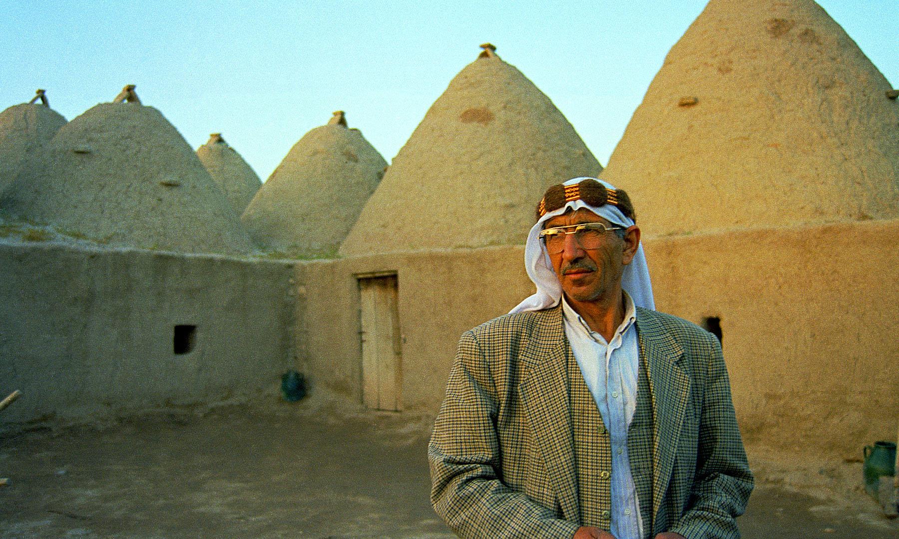 Portrait, Harran, Turkey