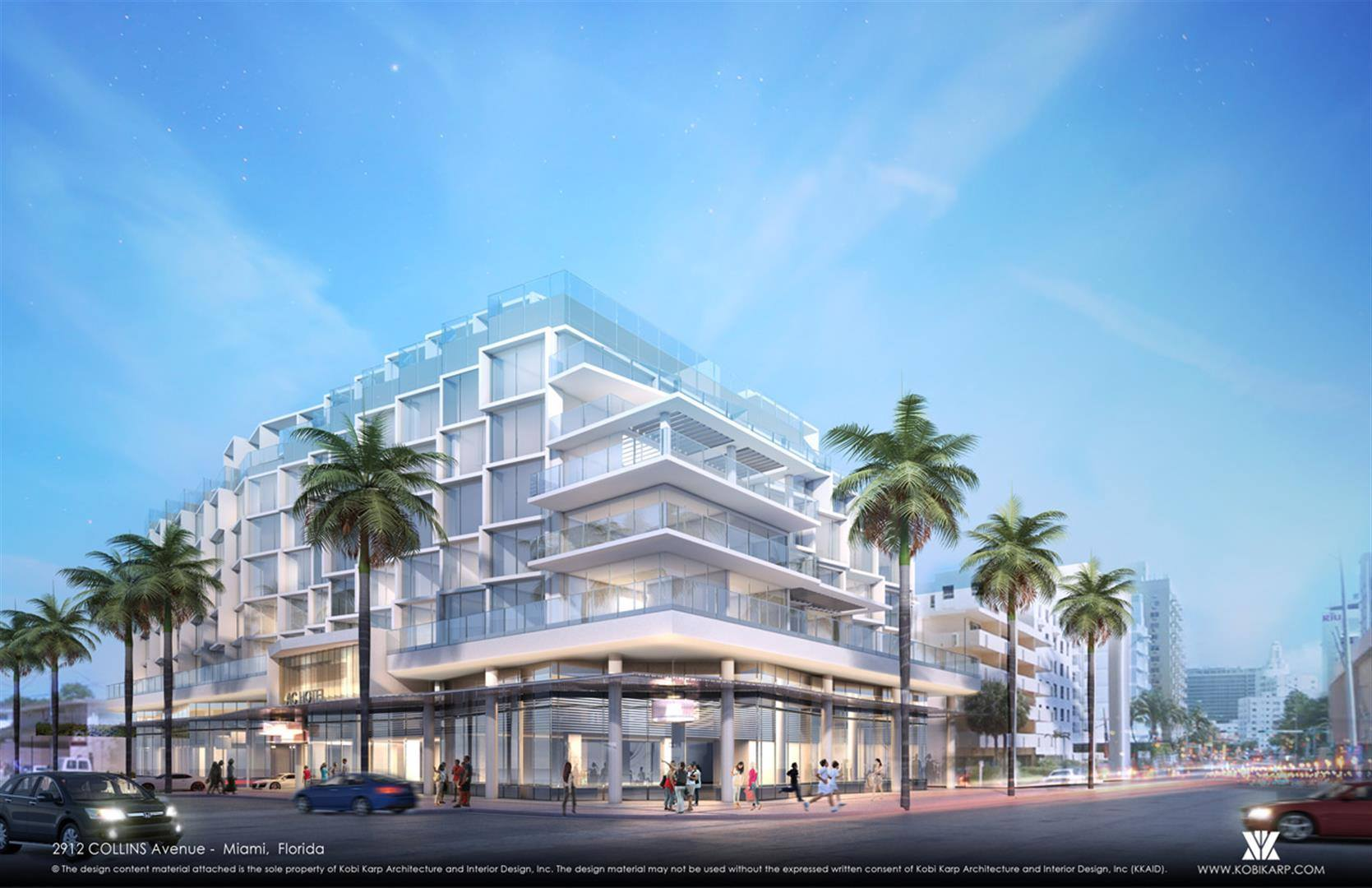 AC Hotel, Miami Beach