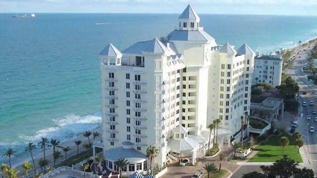 Pelican Beach, Ft. Lauderdale