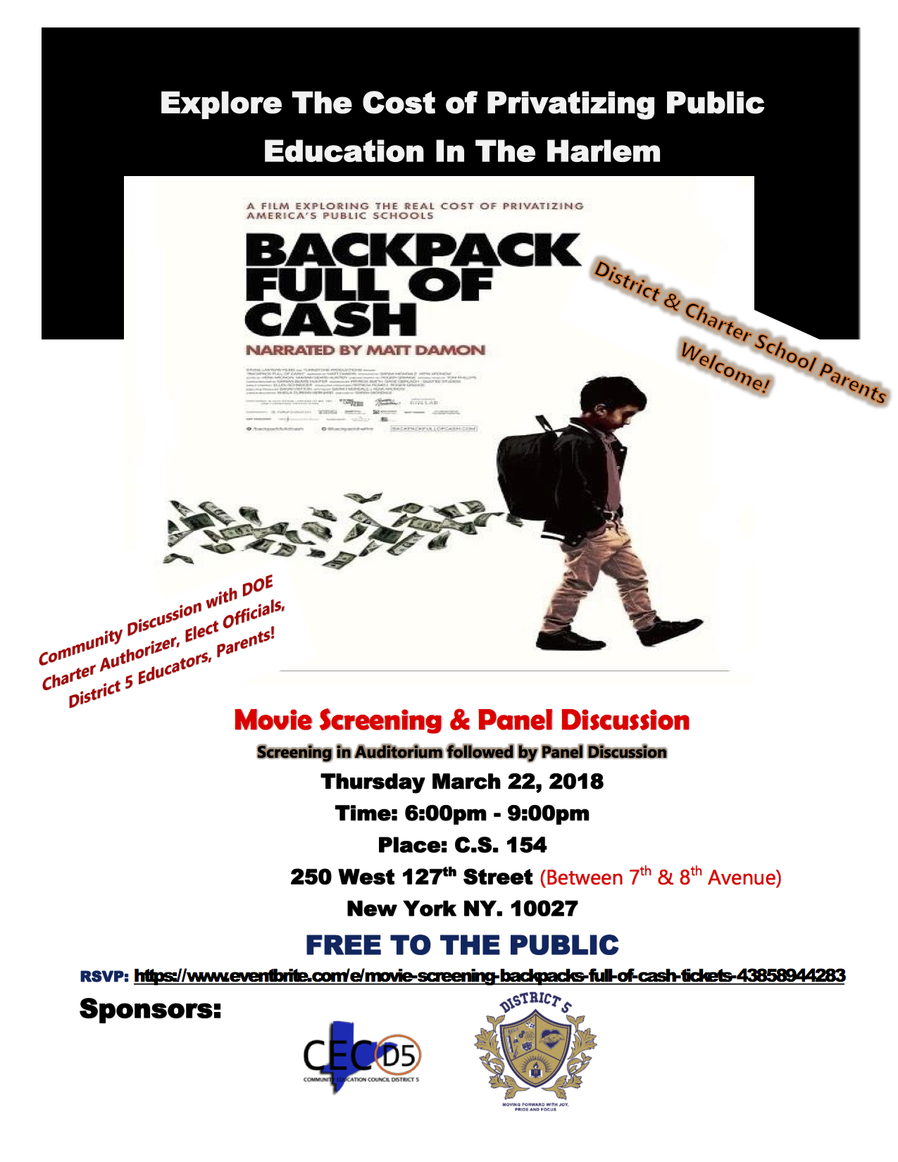 Community Education Council Backpacks for cash.jpg