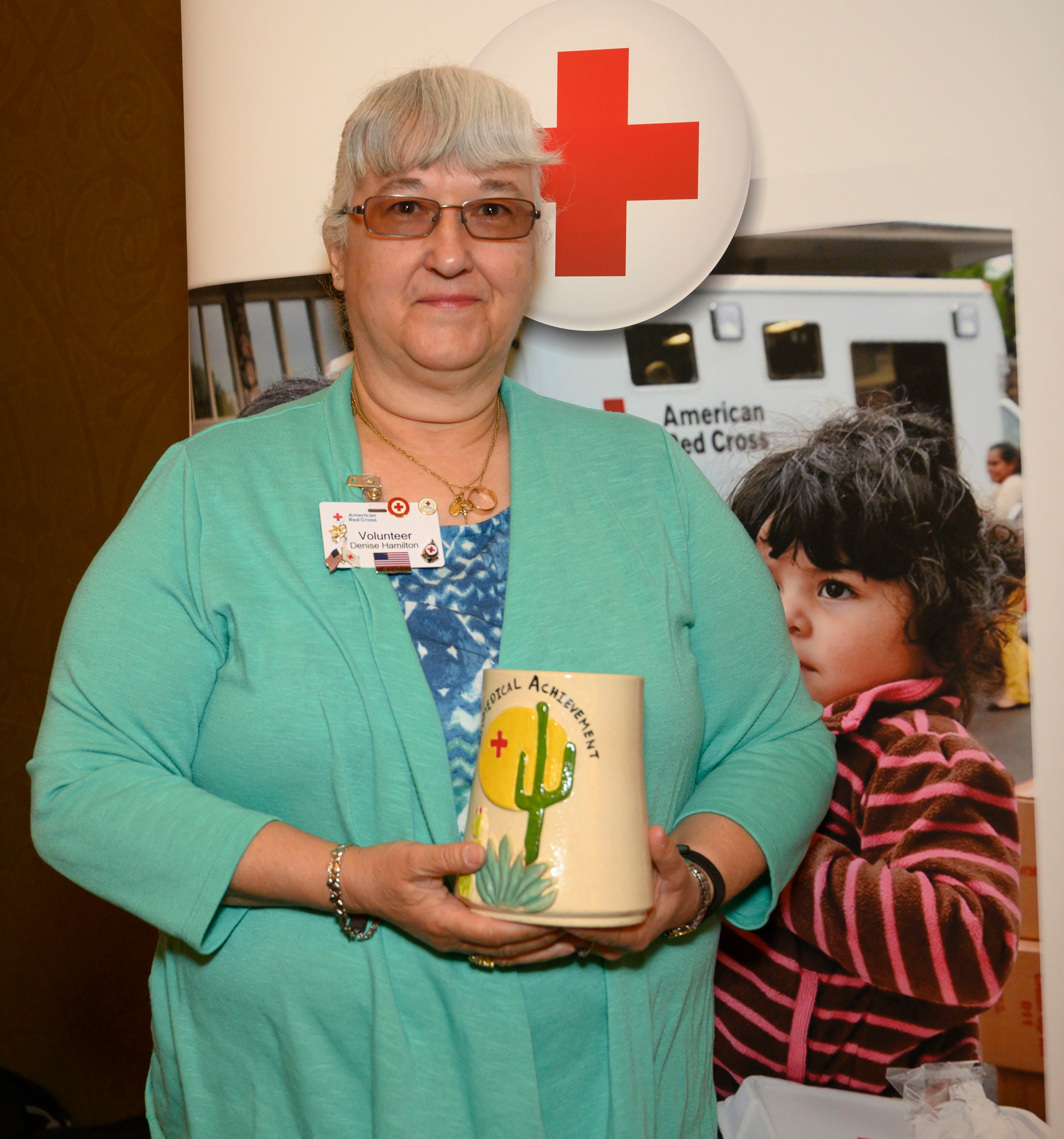 Photo Credit to the American Red Cross