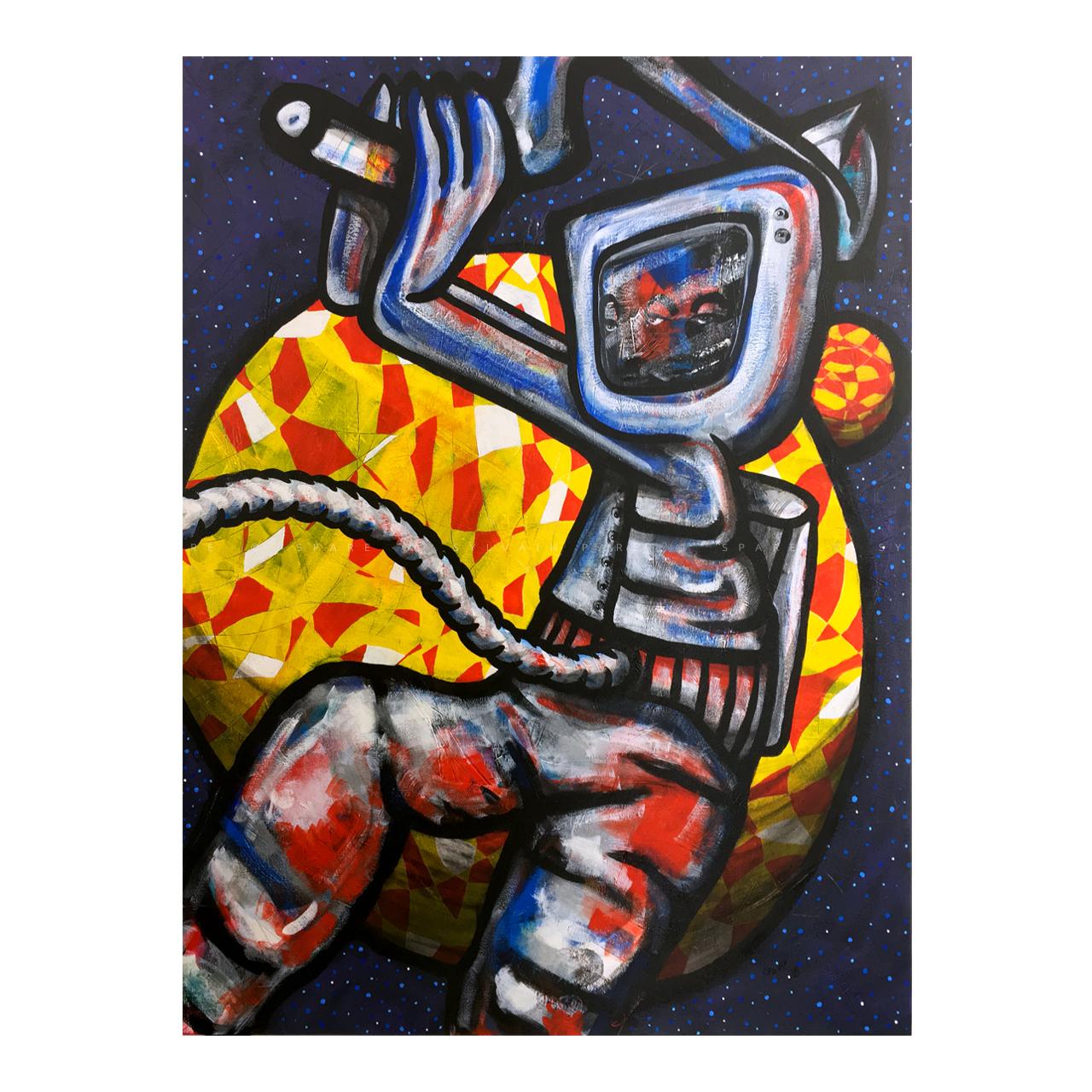 L'astronaute marteleur d'idées