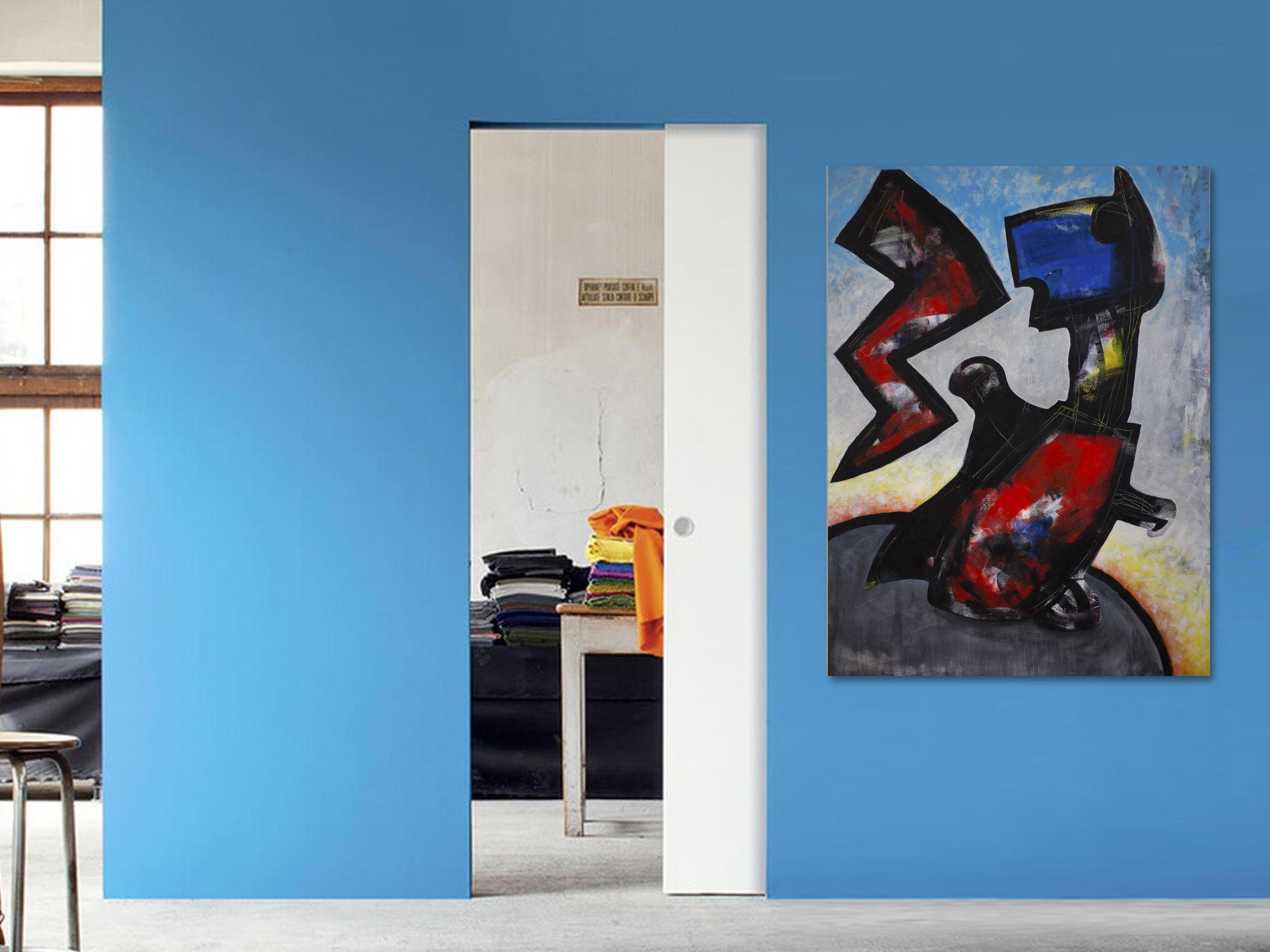 ….Reproduction d'oeuvres d'art..Artwork print…. -