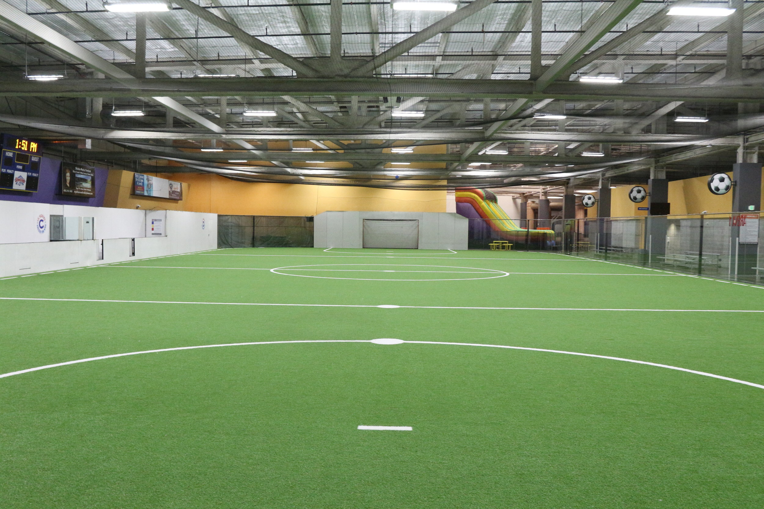 Book a Facility - Browse through local gyms, fields, courts, studios, and other athletic spaces available to rent .
