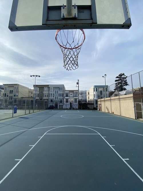 Open Basketball Courts In San Francisco Right Now Squadz