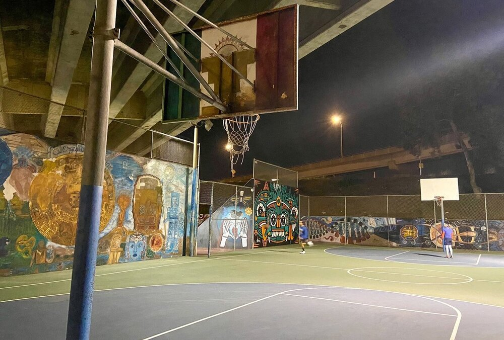 Open Basketball Courts In San Diego Right Now Squadz